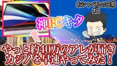 【#8】おシャベルの日常ブログ12月28日/29日〜やっと約40万円のあれが届いた!!!!!!!〜